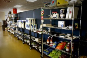 Cleaning & Paper Supplies